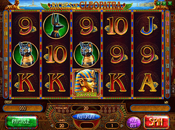 популярный слот Riches Of Cleopatra 1