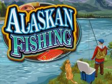 Игровой автомат Alaskan Fishing с яркой графикой