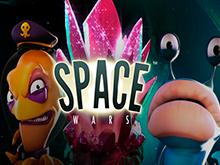 Космические Войны – функциональный и красивый игровой аппарат